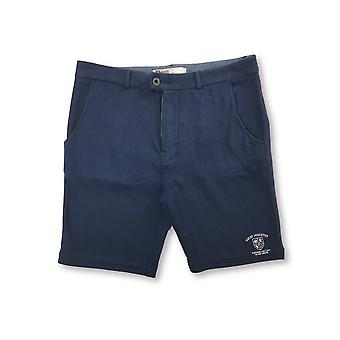 Gaudi Jeans jersey shorts in blue