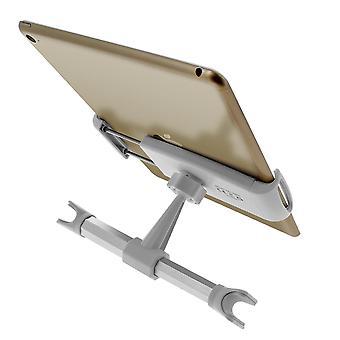 LinQ Car Smartphone Tablet Holder 360 ° Rotating Headrest White
