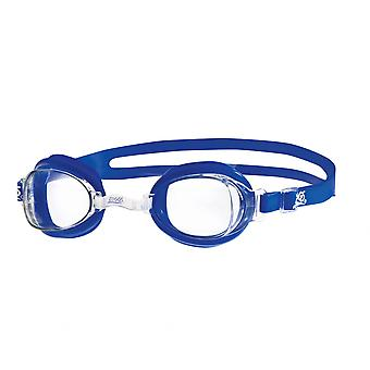 Zoggs Otter Swim Goggle - Clear Lens - Blue Frame