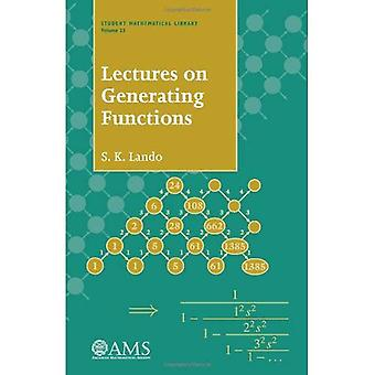Lectures on Generating Functions