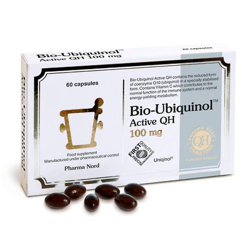 Pharhommeord Bio-Ubiquinol Active QH 30mg Caps 150