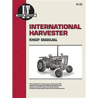 International Harvester Shop Manual Series 706 756 806 856 1206 + by