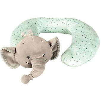 Nattou Cervical Cushion 3M Jack Elefante (Babies and Children , Walk)