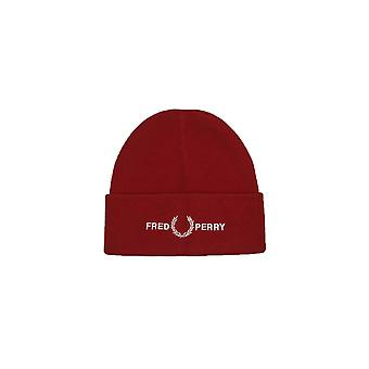 Fred Perry Graphic Beanie (Siren)