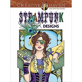 Dover Publications créatives Haven Steampunk Designs Dov 99197