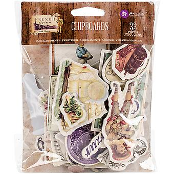 French Riviera Self-Adhesive Chipboard- 990909