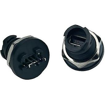 Conec 17-250001 Socket, build-in