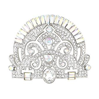 Butler and Wilson Art Deco Style Brooch