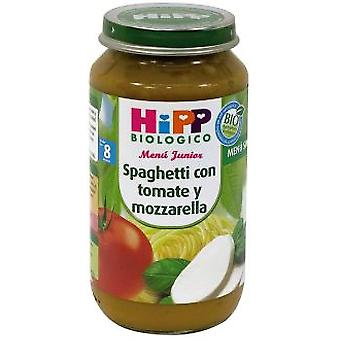Hipp Potito Spagueti + Tom + Mozart 250 (Childhood , Healthy diet , Pots)