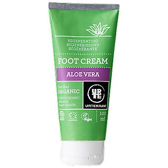 Urtekram Foot Cream 95 Ml Aloe Vera Bio