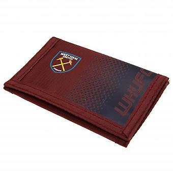West Ham United Nylon Wallet