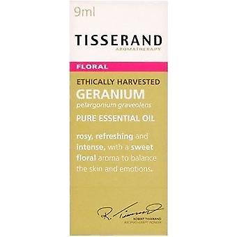 Tisserand Aromatherapy Geranium Ethically Harvested Essential Oil