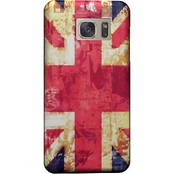 Cover uk-flag ink for Galaxy Note 5