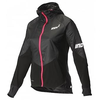 AM / C Softshell Pro Full Zip Schwarz/Pink Damen