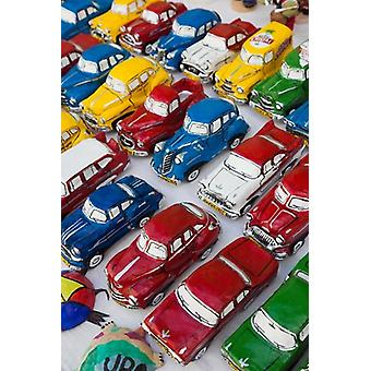 كوبا ترينيداد محافظة سانكتي ورقة العجينة السيارات