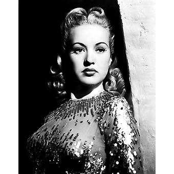 Down Argentine Way Betty Grable 1940 Tm And Copyright 20Th Century Fox Film Corp All Rights Reserved Courtesy Everett Collection Photo Print