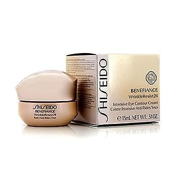 Shiseido Benefiance WrinkleResist24 Intensive Eye Contour Cream - 15ml/0.51oz