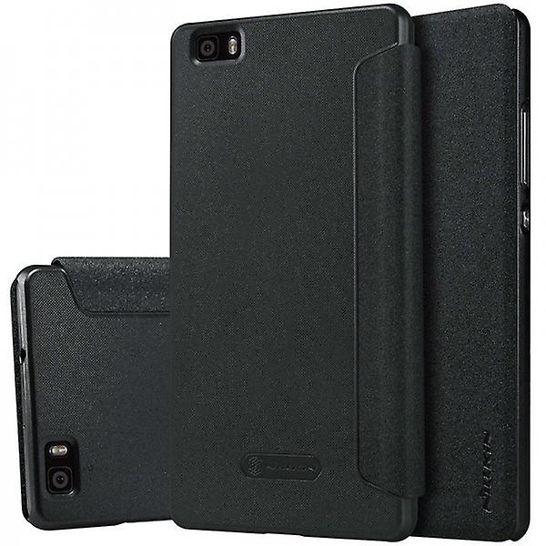 Original Nillkin smart cover black for Huawei Ascend P8 Lite