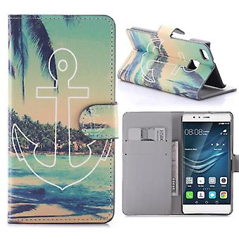 Pocket wallet premium model 62 for Huawei P9 Lite shell case cover pouch