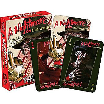 Nightmare On Elm Street Film set von Spielkarten nm