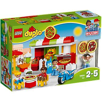 Lego 10834 Pizzeria (Toys , Constructions , Buildings)