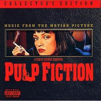Pulp Fiction : Music From The Motion Picture de Various Artists