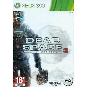 Dead Space 3 Limited Edition spil Xbox 360 spil