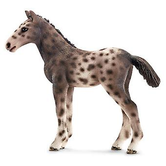 Schleich Knabstrupper foal (Toys , Dolls And Accesories , Miniature Toys , Animals)