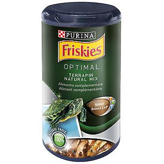Friskies Mix Anchovies & Gammarus for Turtles (Reptiles , Reptile Food)