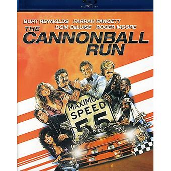 Cannonball Run, the [Blu-ray] [BLU-RAY] USA import