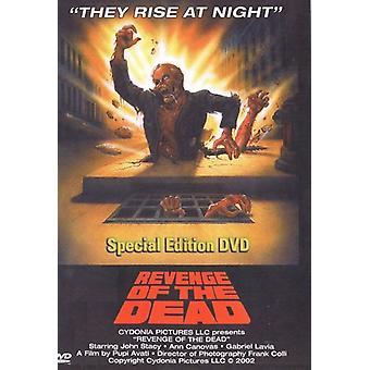 Hævn af døde [DVD] USA importerer