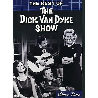 Best of the Dick Van Dyke Show, Vol. 3: 100 Terrible Hours/Uhny Uftz/Never Bathe on Saturday/the SE [DVD] USA import