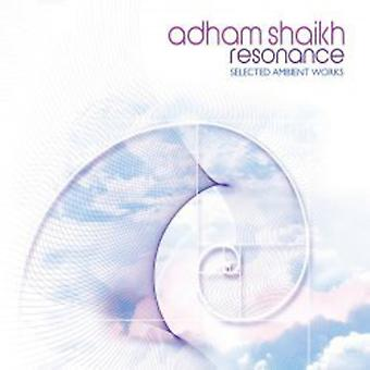 Adham Shaikh - resonans [CD] USA import