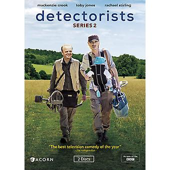 Detectorists: Series 2 [DVD] USA import