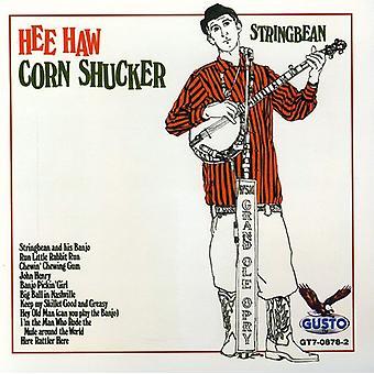 Stringbean - Hee Haw Corn Shucker [CD] USA import