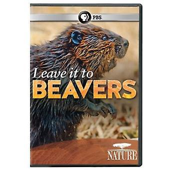 Natur: Überlassen Sie es Biber [DVD] USA import