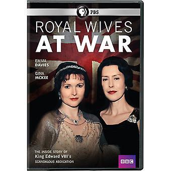Königliche Frauen im Krieg [DVD] USA import