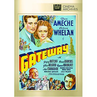Gateway [DVD] USA import