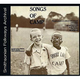 Ed Badeaux - Songs of Camp [CD] USA import