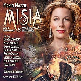 Misia (2015 Studio Cast Recording) - Misia (2015 Studio Cast Recording) [CD] USA import