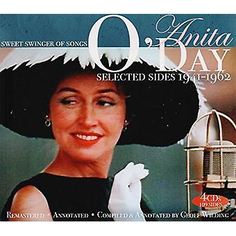 Anita Oday - Sweet sanger af sange [CD] USA import