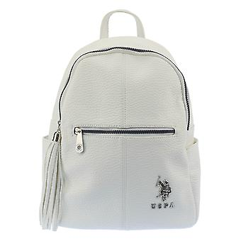 U.S. POLO ASSN. Backpack with front zip pocket 27x13x36 cm