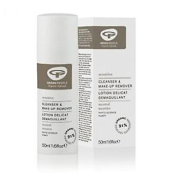 Green People Unscented cleanser (Beauty , Facial , Facial cleansing , Make-up removers)