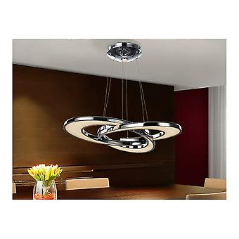 Schuller Anisia LED 3 Ring Ceiling Light