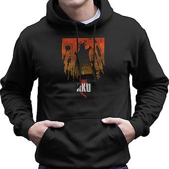 Akaiju Samurai Jack Aku Men's Hooded Sweatshirt