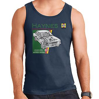 Haynes Owners Workshop Manual 0409 Ford Cortina 1300 mannen Vest