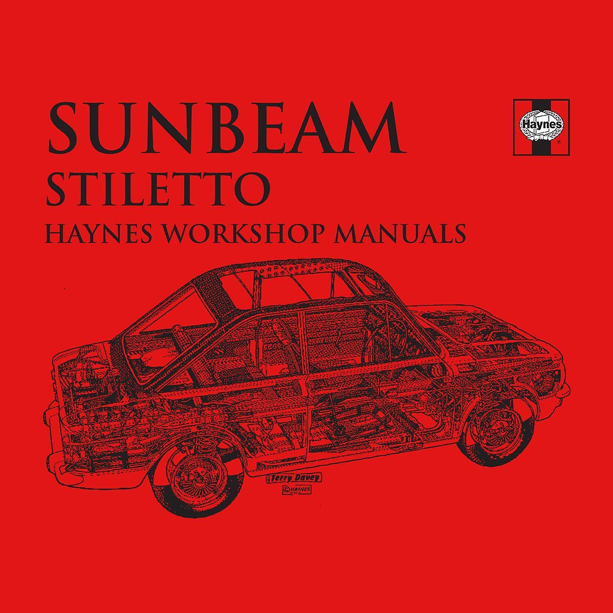 Sunbeam Slow Juicer Manual : Haynes Workshop Manual 0022 Sunbeam Stiletto Black Kid's T-Shirt Fruugo
