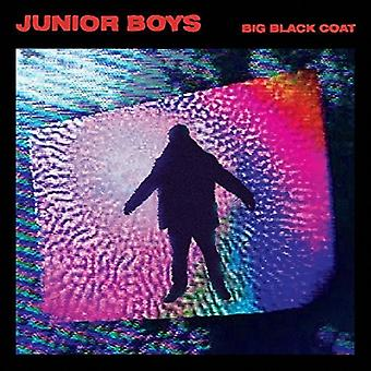 Junior drenge - store sorte frakke [CD] USA importerer