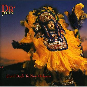 Dr. John - Goin ' Back to import USA New Orleans [CD]