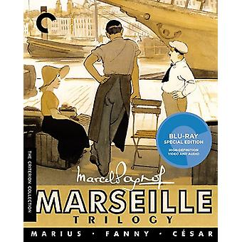 Marseille Trilogy [Blu-ray] USA import